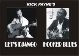 let's django and hooker blues combo