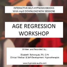 learn self-hypnosis - age regression & future pacing