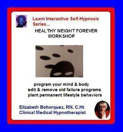 learn self-hypnosis - healthy weight forever workshop