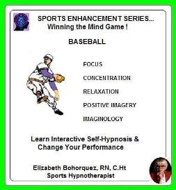 sports hypnosis - adult baseball performance