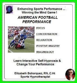 sports hypnosis= american football