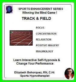 sports hypnosis - adult track & field performance
