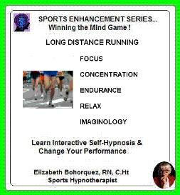sports hypnosis - adult distance running performance