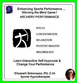 sports hypnosis - adult archery performance