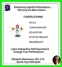 sports hypnosis - adult cheerleading