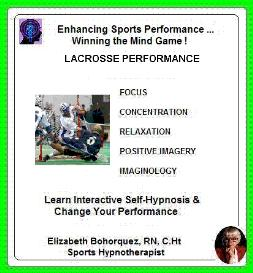 sports hypnosis - adult lacrosse performance