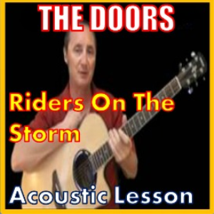 learn to play riders on the storm by the doors