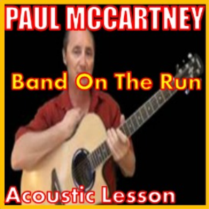 Learn to play Band On The Run by Paul McCartney | Movies and Videos | Educational