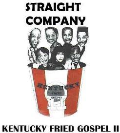 straight company-kentucky fried gospel ii cd