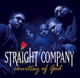 straight company-courtesy of god cd