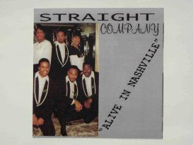 straight company-alive in nashville cd