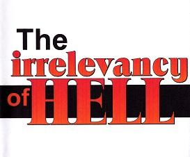 the irrelevancy of hell (audiobook)