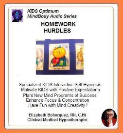 kids hypnosis - homework hurdles