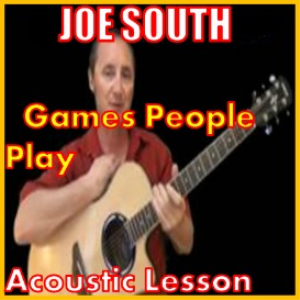 learn to play the games people play by joe south