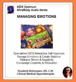 kids hypnosis - managing emotions