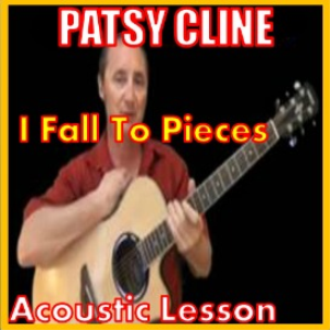 learn to play i fall to pieces by patsy cline