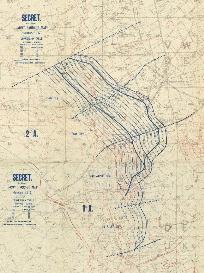 world war 1 battle map images poelcappelle passchendaele ypres vimi ridge