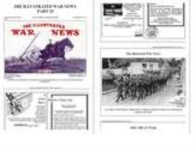 the illustrated war news & the war pictorial london news and sketch