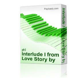 interlude i from love story by phil and lynne brower