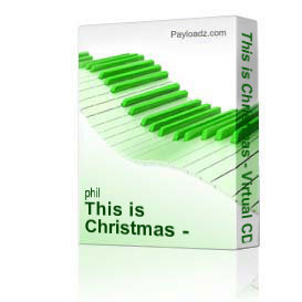 this is christmas - virtual cd download