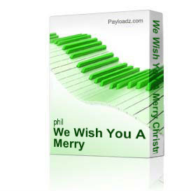 we wish you a merry christmas derric johnson a cappella christmas chor