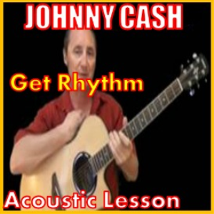Learn to play Get Rhythm by Johnny Cash | Movies and Videos | Educational