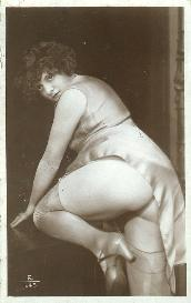 864 vintage risque pin-ups