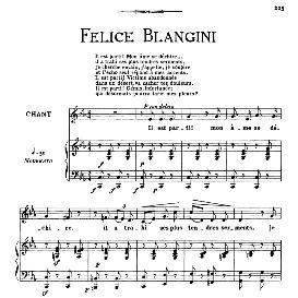 il est parti,mon âme se déchire., medium voice in c minor, f.blangini. for mezzo, baritone. from: arie antiche (parisotti) -3-ricordi (1898)