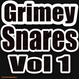 grimey snares vol1 hip hop electro dubstep drum mpc motu bpm reason kong cubase