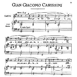 piangete ohimè piangete, medium-low voice in e minor, g.caccini. for baritone, mezzo..from: arie antiche (parisotti) -3-ricordi (1898)