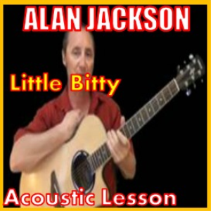 learn to play little bitty by alan jackson