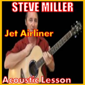 learn to play jet airliner by steve miller