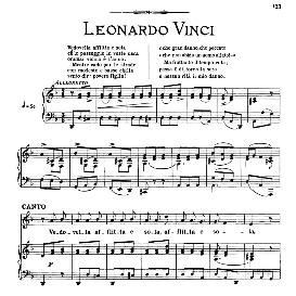 Vedovella afflitta e sola, Low Voice in D Minor, L.Vinci, Ed. Ricordi | eBooks | Sheet Music