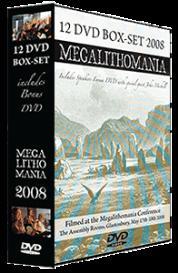 2008 megalithomania box-set mp4s