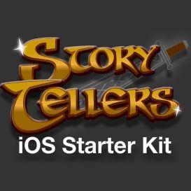 story tellers ios starter kit v1.6.4 - personal license
