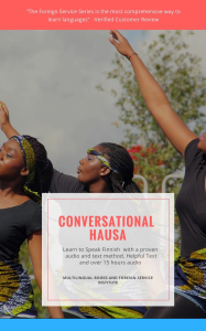 hausa language lessons