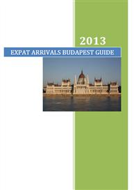 expat arrivals budapest guide