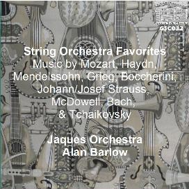 string orchestra favorites - jaques orchestra