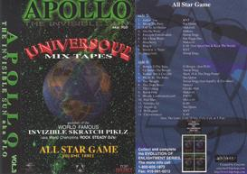 dj apollo - all star game (side a)