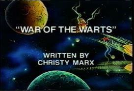 bucky o'hare - s01-eo1 - war of the warts