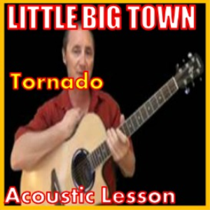 learn to play tornado by little big town