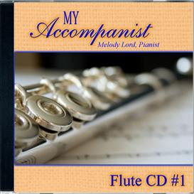 my accompanist - flute #1 - track three
