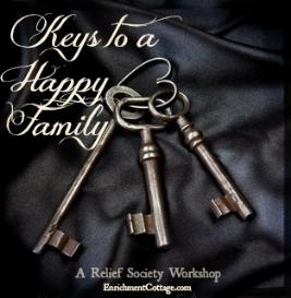 keys to a happy family