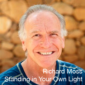 standing in your own light