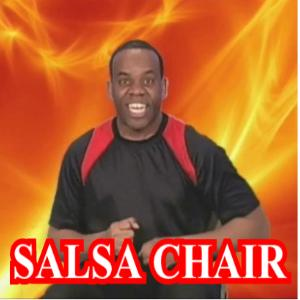 Chair Salsa | Movies and Videos | Fitness