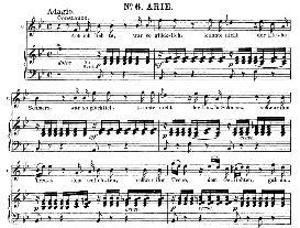 ach ich liebte, war so glücklich (soprano aria). w.a.mozart: die entführung aus dem serail, k.384, vocal score (g. kogel). ed. peters (1881)