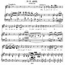 Deh, se piacer mi vuoi (Soprano Aria). W.A.Mozart: La clemenza di Tito, K.621, Vocal Score. Ed. Peters Leipzig, 1870 (italian) | eBooks | Sheet Music