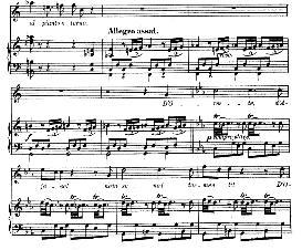 """d'oreste, d'ajace (aria for soprano). with recitative """"o smania! o furie!..."""" w.a.mozart: idomeneo k.366, vocal score. ed. braunschweig-litolff 147 (1900) italian"""