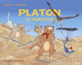 platon le suricate (vol.1), par fanfan et schmurl