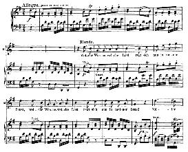 welche wonne, welche lust (soprano aria). w.a.mozart: die entführung aus dem serail, k.384, vocal score (g. kogel). ed. peters (1881)